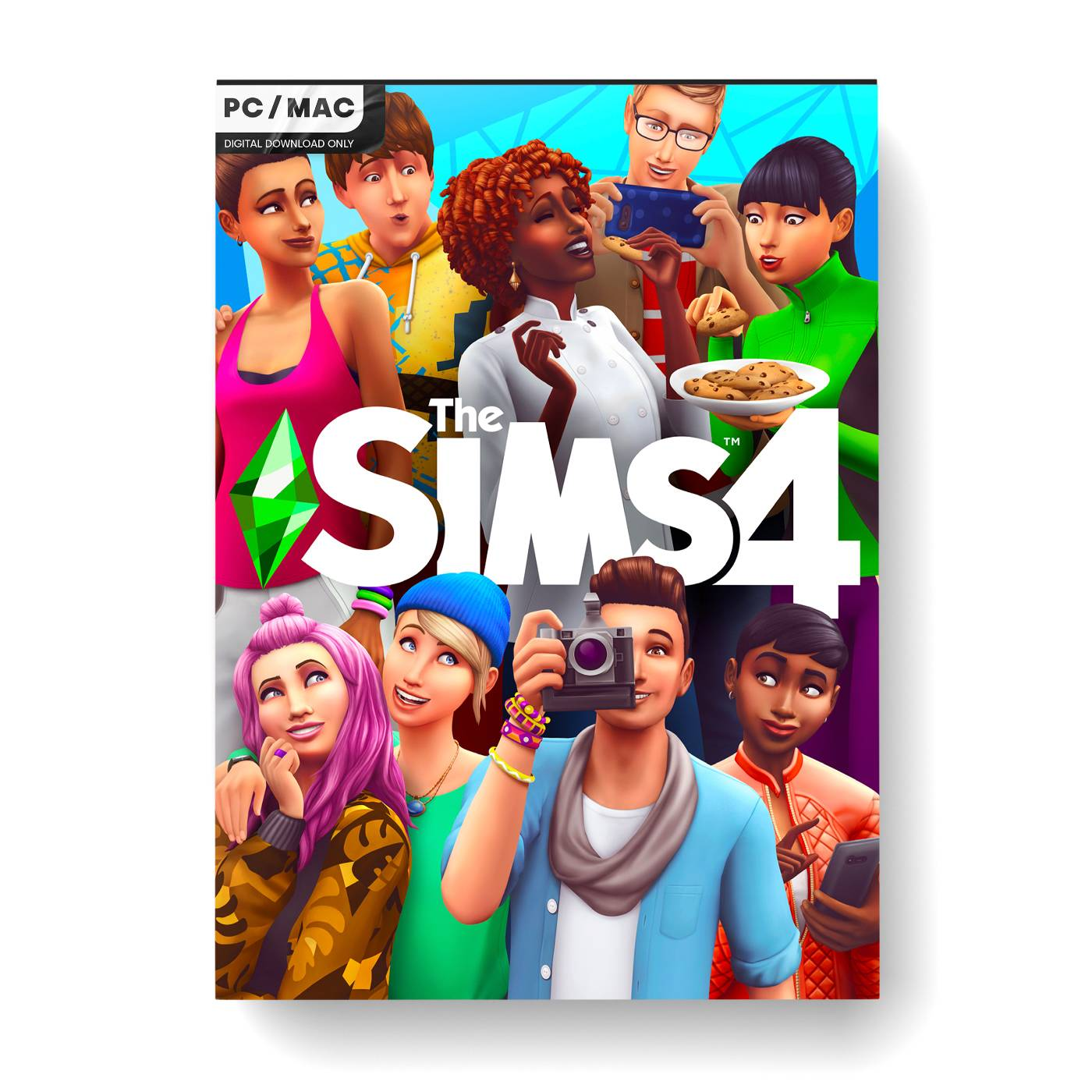 EA Games The Sims 4 (Pc/mac)