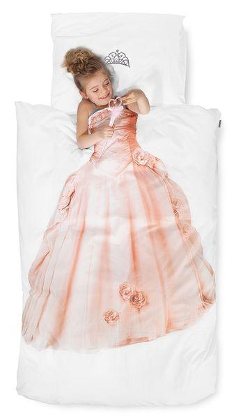 Drømmerom Snurk sengesett – Princess Pink