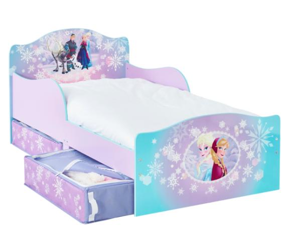Drømmerom Frost Disneyseng
