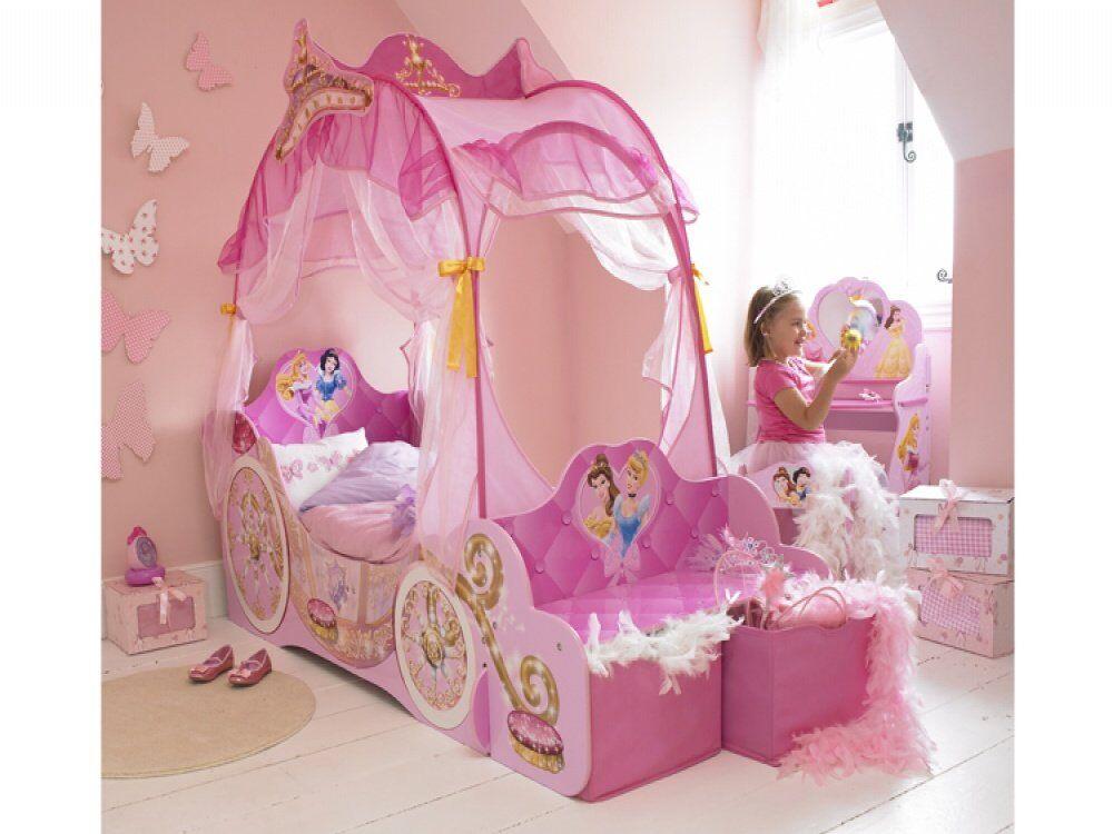 Drømmerom Disney prinsesse vognen