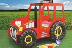 Drømmerom Traktorseng – inkl. madrass