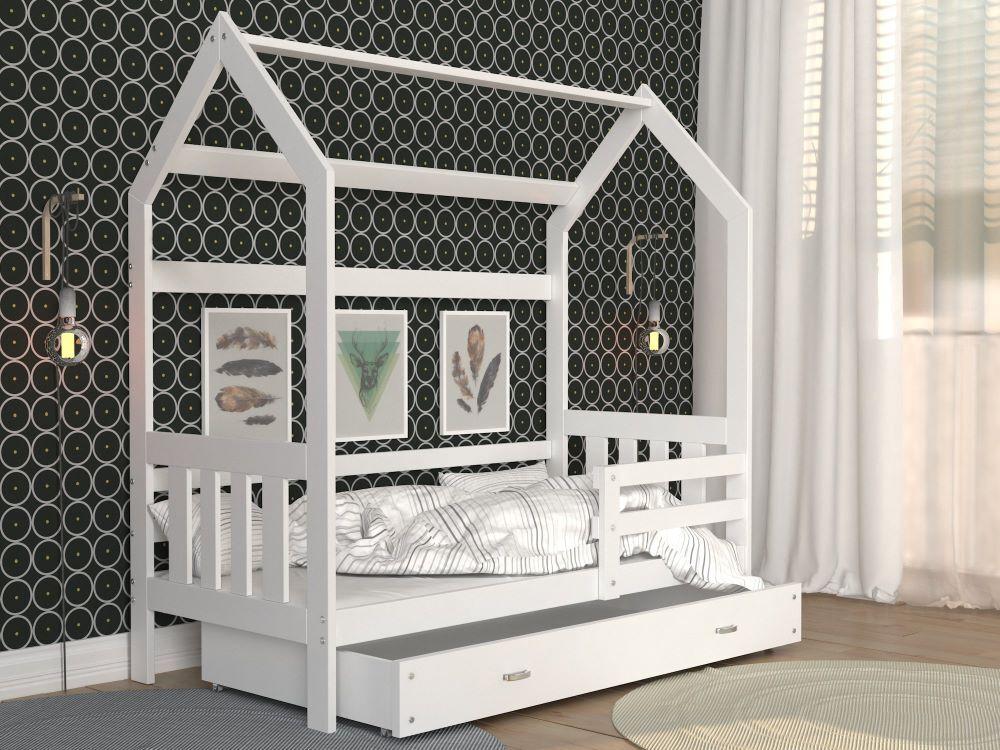 Drømmerom Husseng med skuff og madrass inkludert