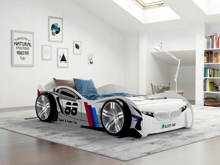 Drømmerom Super Power 88 bilseng 90×200