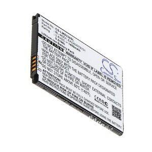 LG K7 Dual SIM TD-LTE batteri (1450 mAh)