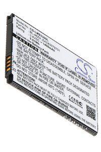 LG LS675 Tribute batteri (1450 mAh)