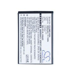Spectra MobileMapper 20 batteri (3000 mAh)