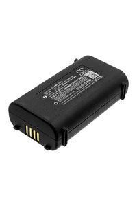 Garmin GPSMAP 276Cx batteri (6800 mAh, Sort)