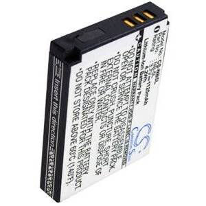 Canon PowerShot SX230 HS batteri (1120 mAh)