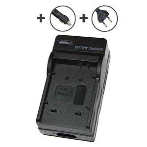 Nikon Coolpix S8000 2.52W batterilader (4.2V, 0.6A)