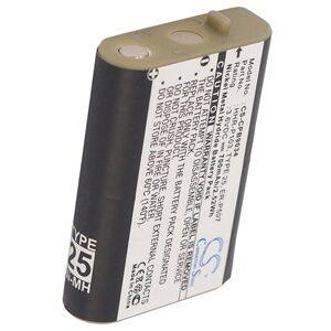 RadioShack 439015 batteri (700 mAh)