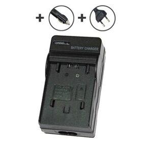 Sony DCR-HC27 5.04W batterilader (8.4V, 0.6A)
