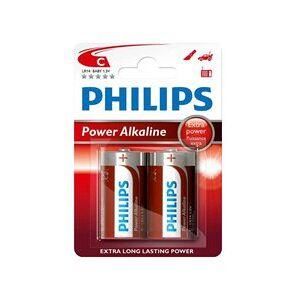 Disposable Philips c batteri