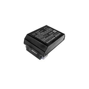 Hoover BH57105 batteri (3000 mAh, Sort)