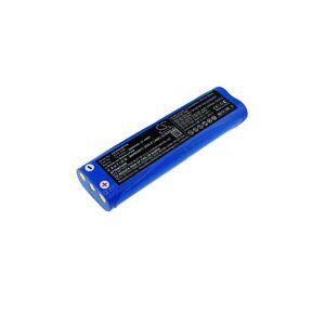 Philips SmartPro Active FC8812 batteri (2600 mAh, Blå)