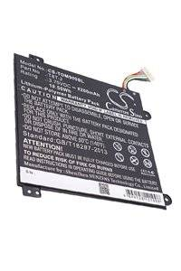 Toshiba Satellite Click Mini L9W-B batteri (5200 mAh, Sort)