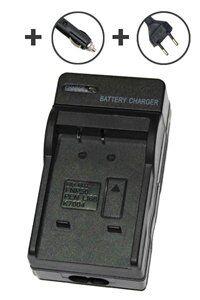 Ricoh WG-M1 2.52W batterilader (4.2V, 0.6A)