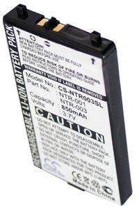 Nintendo NTR-003 batteri (850 mAh, Sort)