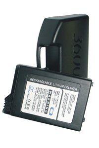 Sony PSP-1000 batteri (3650 mAh, Sort)