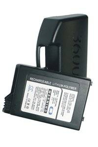 Sony PSP-1004 batteri (3650 mAh, Sort)