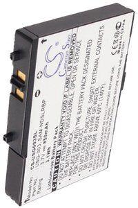 Nintendo USG-001 batteri (850 mAh, Sort)