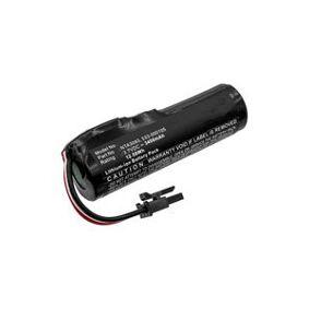 Logitech UE Boom batteri (3400 mAh, Sort)