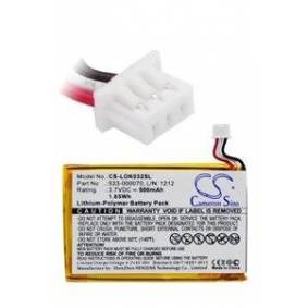 Logitech Ultrathin Keyboard Cover batteri (500 mAh)