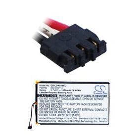 Logitech K810 batteri (1800 mAh)