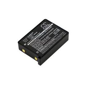 Razer Turret gaming Mouse batteri (500 mAh, Sort)