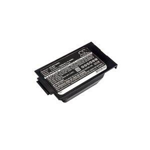 Bullard Tri-Filter batteri (3500 mAh, Sort)