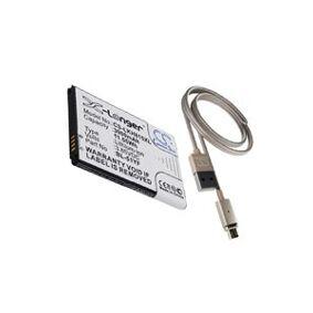 LG G Stylus HDTV Dual SIM batteri (3000 mAh, Sort)