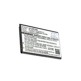 LG Stylus 3 batteri (2200 mAh, Sort)