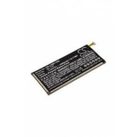 LG Q Stylus Plus batteri (3300 mAh, Sort)