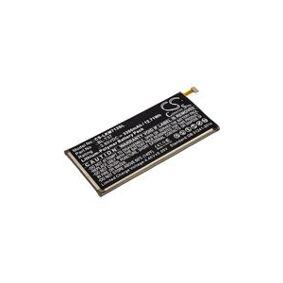 LG Q Stylus Plus LTE-A batteri (3300 mAh, Sort)