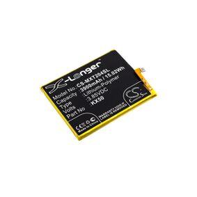 Motorola G Stylus 2020 batteri (3900 mAh, Sort)
