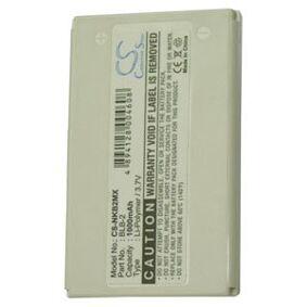 GNS Fortuna Clip-On Bluetooth GPS batteri (1000 mAh)