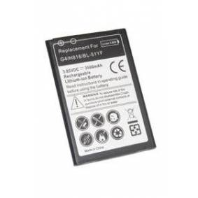 LG G Stylus HDTV Dual SIM batteri (3500 mAh, Sort)