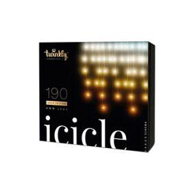 Christmas Lights Twinkly Istapp-LED-lys (190 lyspærer)