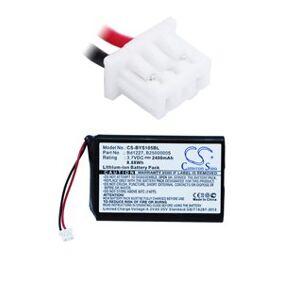Baracoda RoadRunners Evolution BRR-L batteri (2400 mAh)