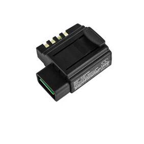 Datalogic PowerScan RF batteri (600 mAh, Sort)
