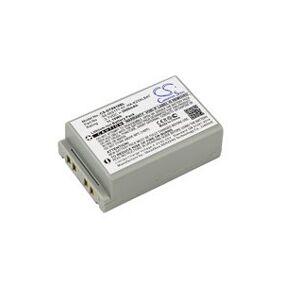 CAS. DT-X8-10E batteri (3000 mAh, Grå)