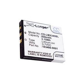 LXE Bluetooth Ring Scanner batteri (850 mAh, Sort)