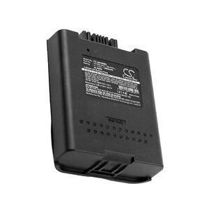 LXE MX9A1B1B1F1A0US batteri (2600 mAh, Sort)
