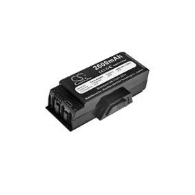 ZL RC X196 batteri (3000 mAh, Sort)
