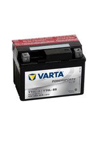 Husqvarna Varta Husqvarna WR125 batteri (3000 mAh, Originalt)