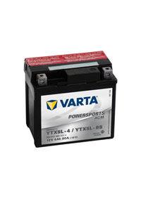 Yamaha Varta Yamaha WR 426 F (CJ02) batteri (4000 mAh, Originalt)