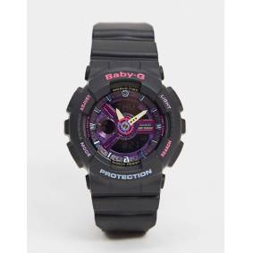 Casio Baby G BA-110TM-1A resin watch in black  Black