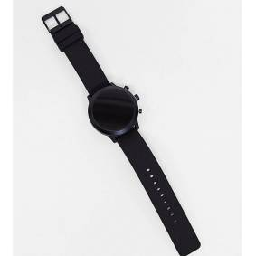 Michael Kors womens Gen 4 sport smart watch MKT5072-Black  Black