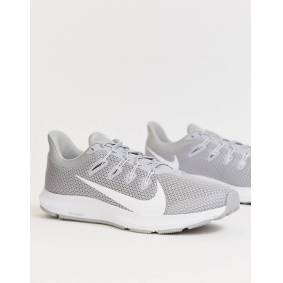 Nike Running Quest 2 trainers in grey  Grey