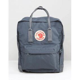 Fjallraven Kanken 16l backpack dark grey  Grey