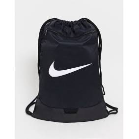 Nike Training Swoosh drawstring bag In black  Black